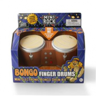 99225 Барабаны Бонго Finger Drums Bluw