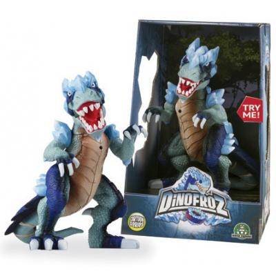 99329 Интерактивный динозавр Giochi Preziosi Dinofroz