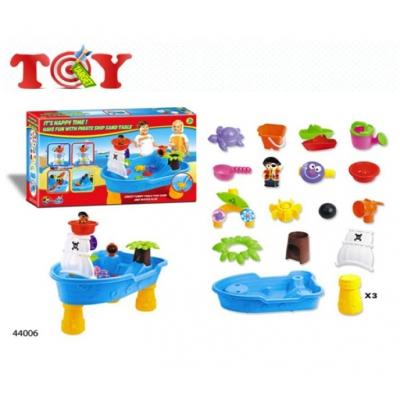 """44006 Стол-песочница """"Пиратский корабль"""" Toy Target"""