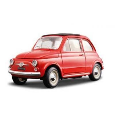 18-12020 Модель машины Fiat 500 F (1965) Bburago