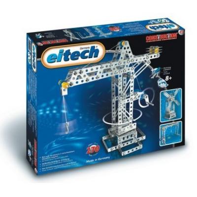 00005 Конструктор металлический Мостовой кран Eitech