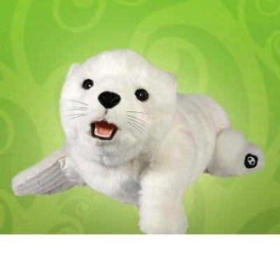 9011 Игрушка интерактивная Тюлененок Seal Pup Wowwee