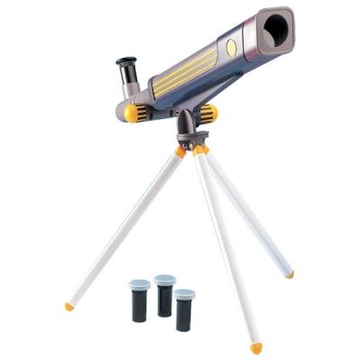 *TS302 Телескоп детский на треноге 60х Edu-Toys