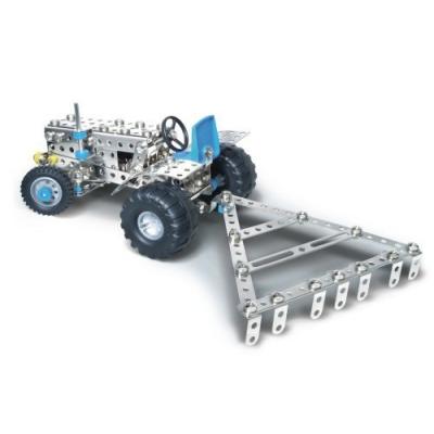 00003 Конструктор металлический Трактор Eitech
