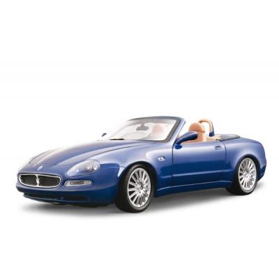 18-12019 Модель машины Maserati GT SPYDER Bburago