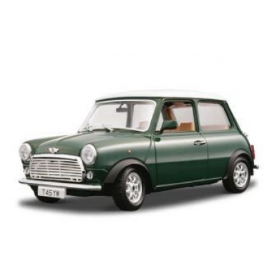 18-12036 Модель машины Mini Cooper (1969) Bburago