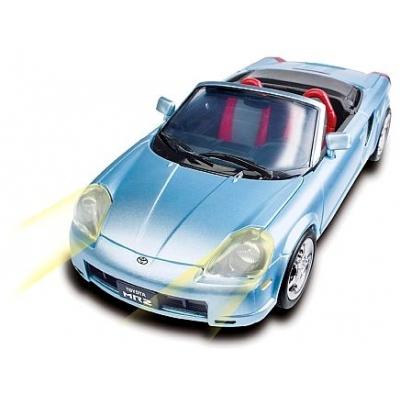 50080 Игрушка Робот-трансформер Машина Toyota MR2 28 см Happy Well