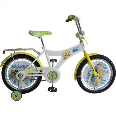 99078 Детский велосипед Миньоны Гадкий Я Navigator