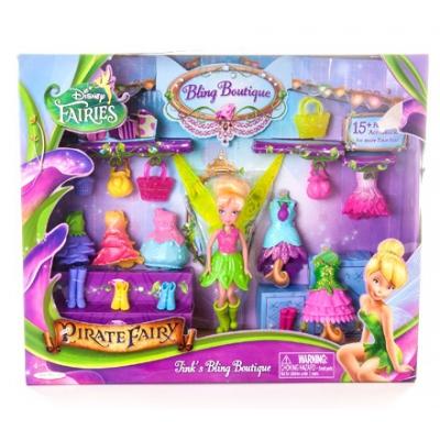 99801 Игровой набор Дисней Фея Динь-Динь Кукла с аксессуарами Disney Fairies