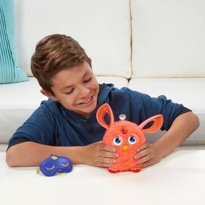 7150 Интерактивная игрушка Фёрби Коннект Бирюзовый Furby Connect Hasbro