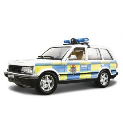18-25026 Модель машины Range Rover Police (1994) Bburago