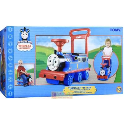 994532 Каталка-паровозик Томас Tomy