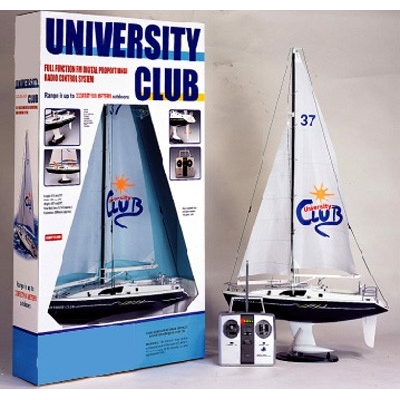"*0905 Яхта ""UNIVERSITY CLUB"" Р/У"