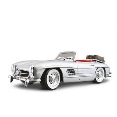 1/18 Модель машины Mercedes-Benz 300 (1957) Bburago
