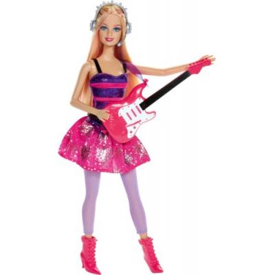 991012 Кукла Рок-звезда Barbie Mattel