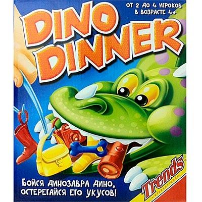 """24400 Настольная игра """"Динозавр"""""""