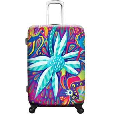 99204-4PC-26 Дорожный чемодан на колесиках Heys Лимон Агава 26''