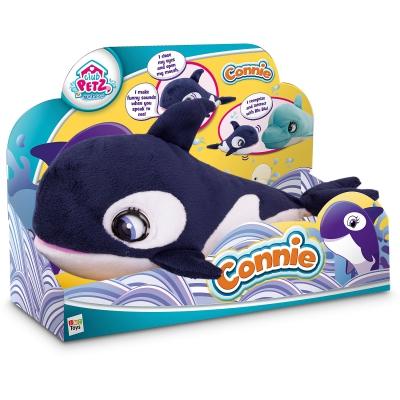 990246 Интерактивная игрушка Касатка Кони Connie IMC toys
