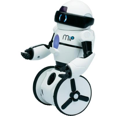 990821 Робот двухколесный белый MIP Wow Wee