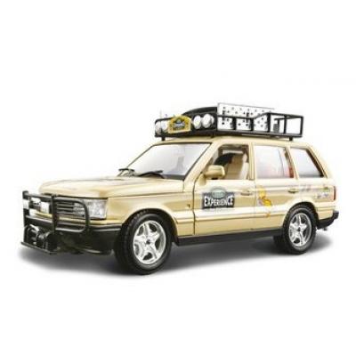 18-25029 Модель машины Land Rover Range Rover Safari (1994) Bburago
