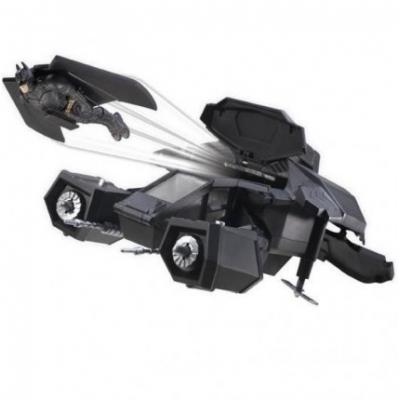 99882 Самолет Бэтмэна с фигуркой стреляет ракетами Mattel