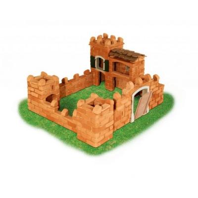 ZTEI3400 Строительный набор из кирпичиков Замок Teifoc