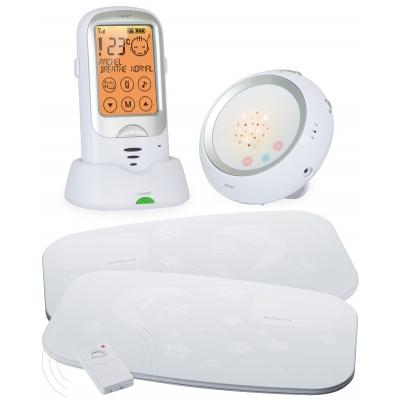 *RA300SP2-CF Радионяня с расширенным монитором дыхания с функцией ночника Ramili Baby