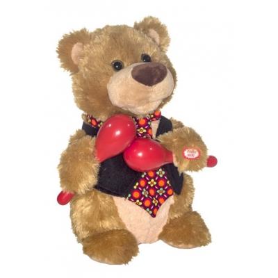 9924183 Интерактивная игрушка Медведь BB-Тойз