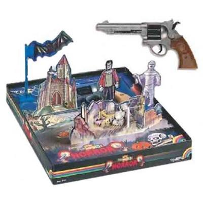 *635/22 Оружие игрушечное с тиром Edison Giocattoli