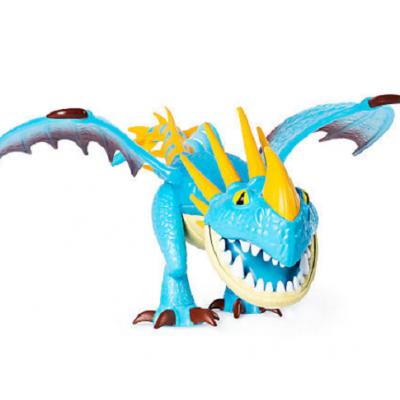 990038t Большая фигурка дракона 27 см Как приручить дракона Spin Master