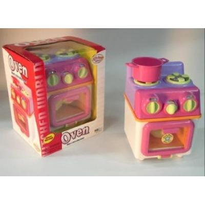 8227 Газовая плита игрушка Red Box