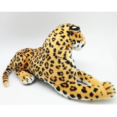*ЛП40L Мягкая игрушка Леопард 40 см Абвгдейка