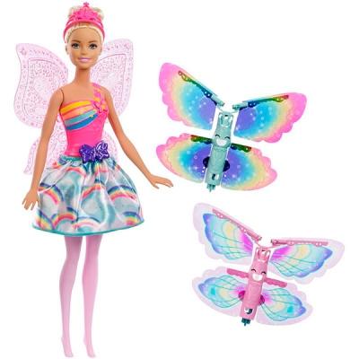 99081 Кукла Барби Фея с летающими крыльями Mattel Barbie