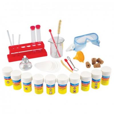 *CM001 Обучающий набор для опытов Edu-Toys