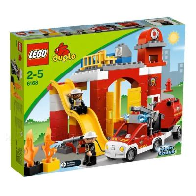 99168 Lego Duplo. Пожарная станция