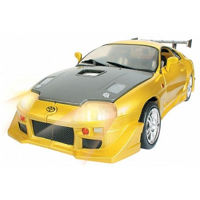 50070 Игрушка Робот-трансформер Машина Toyota Supra 28 см Happy Well