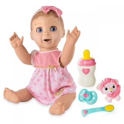 990008 Интерактивная кукла Лувабелла Luvabella Spin Master