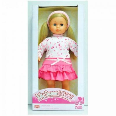 """18520/2 Кукла """"Нина"""" 45 см"""