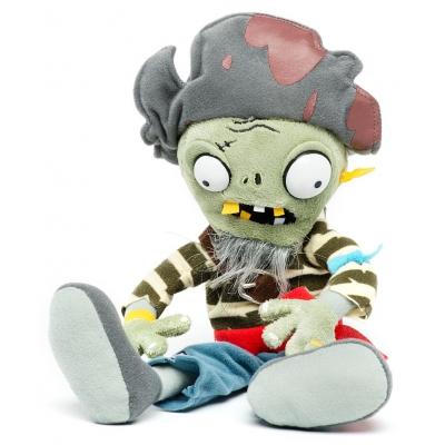 """99117V Плюшевая игрушка """"Зомби"""" Plants vs Zombie"""