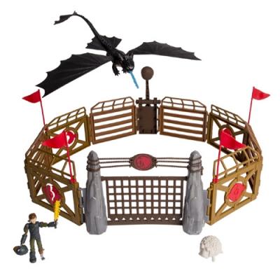 """996679 Игровой набор Арена """"Как приручить дракона 2"""" Беззубик Dragons"""