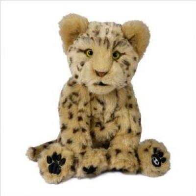 989014 Игрушка интерактивная Леопард Leopard Wowwee