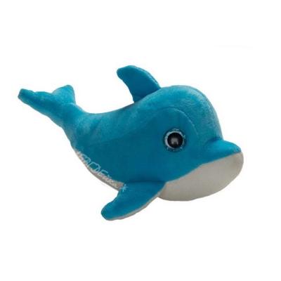 *BP0017 Мягкая игрушка Дельфинчик Лазурик 26 см Абвгдейка