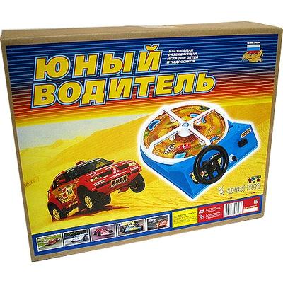 """99366 Настольная игра """"Юный водитель"""""""