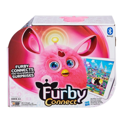 6083 Интерактивная игрушка Фёрби Коннект Розовый Furby Connect Hasbro