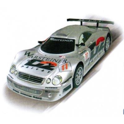 *0306 Машина Р/у Mercedes-Benz ClkGtr