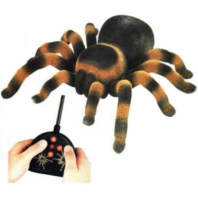 """99*EL150 Радиоуправляемая игрушка Паук """"Тарантул"""" Edu-Toys"""