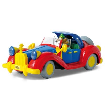 496028 Коллекционная Машинка с фигуркой DISNEY в асс. 1:24