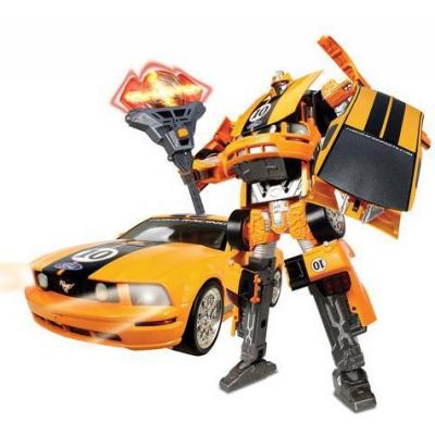 50170 Игрушка Робот-трансформер Машина Ford Mustang FR500C 28 см Happy Well
