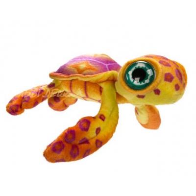*SW-0002 Черепаха большеглазая красная средняя 40 см
