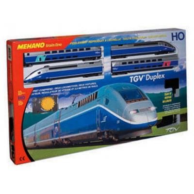 99693t  Mehano Железная дорога Tgv duplex